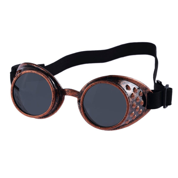 Steampunk Sunglasses - Steampunk Adventurer Goggles