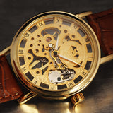 Age of Steam Skeleton Watch