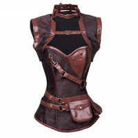 Steampunk Sunglasses - Steel Boned Dynamo Corset