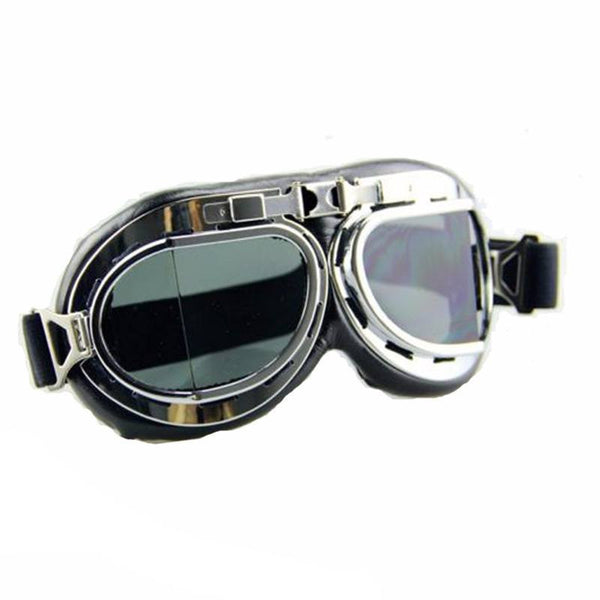 Steampunk Sunglasses - Steampunk Flight Goggles