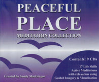Peaceful Place Collection - 17 Meditations - (CDs)