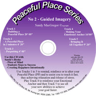 Peaceful Place Series No. 02 – Guided Imagery (CD)