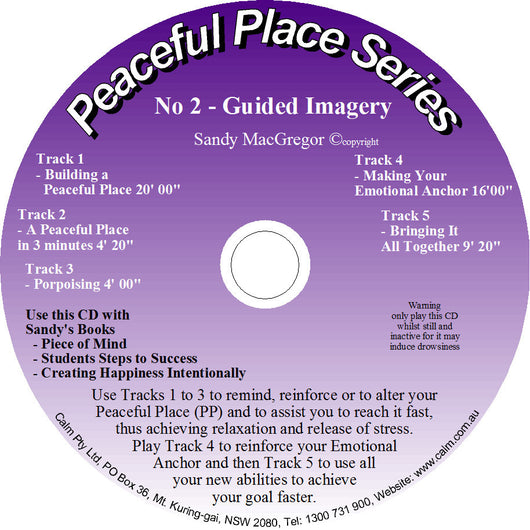 Peaceful Place Series No. 02 – Guided Imagery (Download)