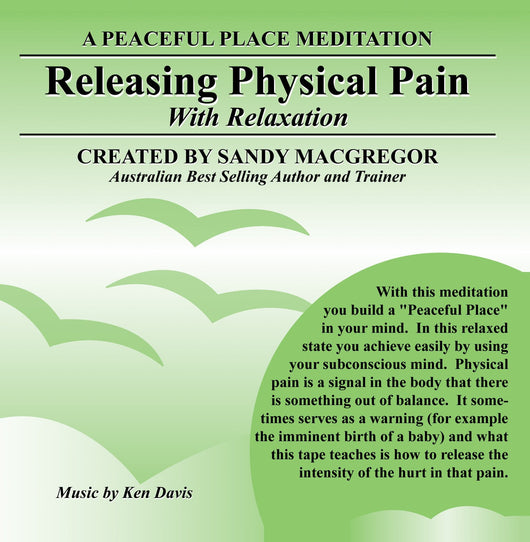 Peaceful Place Series No. 03 – Releasing Hurt (Download)