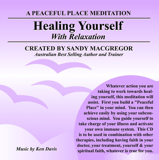 Peaceful Place Series No. 04 - Healing Yourself (CD)