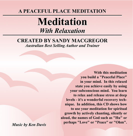 Peaceful Place Series No. 05 - Meditation (CD)