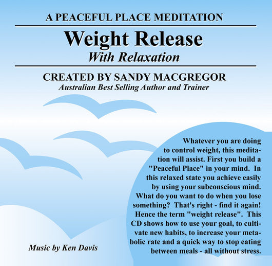 Peaceful Place Series No. 08 - Weight Release (CD)