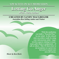 Peaceful Place Series No. 09 - Letting Go Anger (CD)