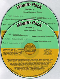 The Wealth Pack - (CDs)