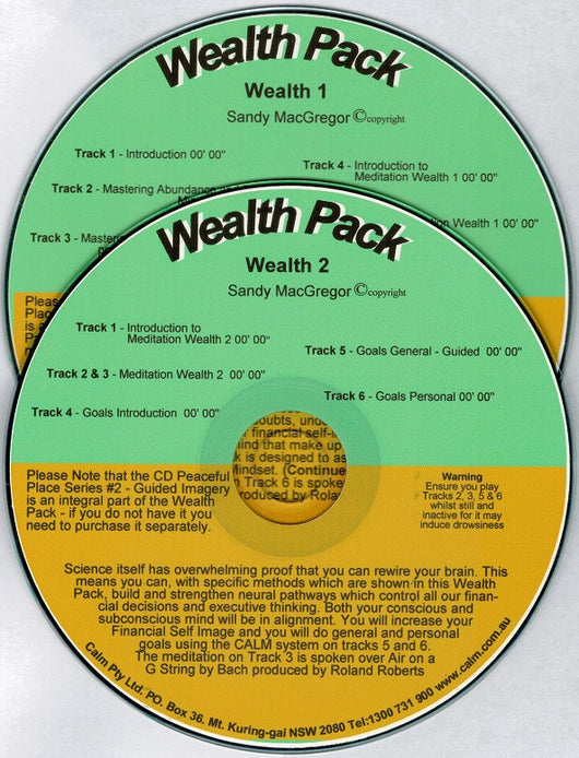 The Wealth Pack - (Download)
