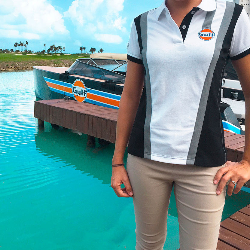 Polo Gulf Sports Racing - Lady