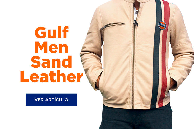 Gulf Men Sand Leather