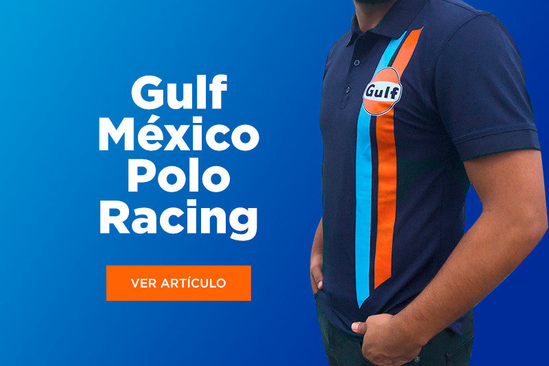 Gulf México Polo racing