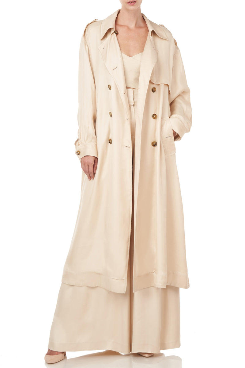 Althea Trench Coat