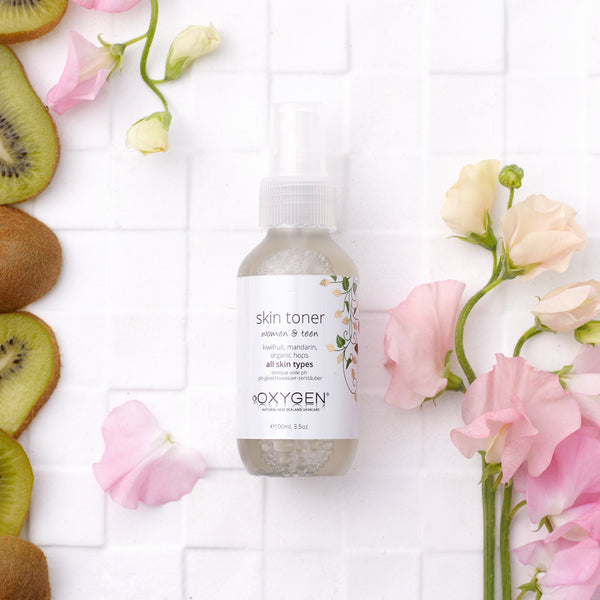 skin toner for all skin types - OxygenSkincare Ltd