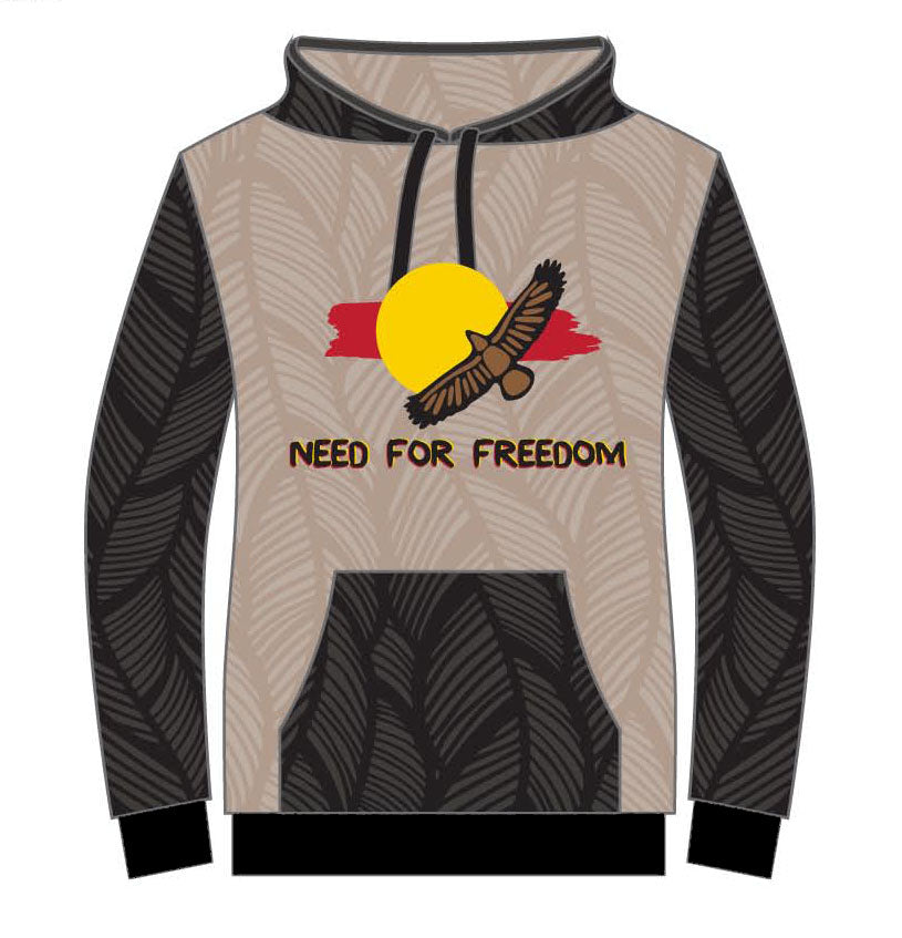 NEED FOR FREEDOM HOODIE
