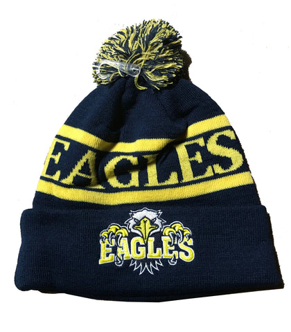 WHITTLESEA EAGLES KNITTED BEANIE