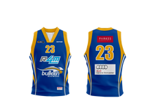 REVERSIBLE BASKETBALL SINGLETS