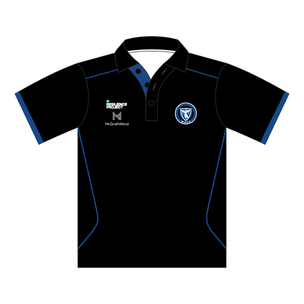 MUCC MENS FITTED CLUB POLO