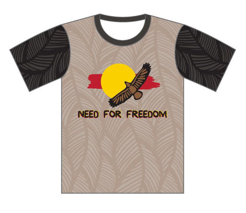 NEED FOR FREEDOM TSHIRT