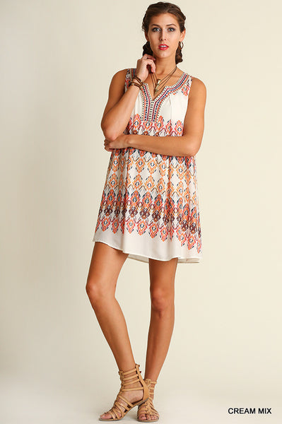 Summer Lovin Dress - Cream