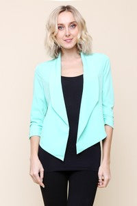 Colored Blazer