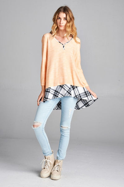 Tangerine Dreams Top