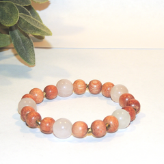 A Mother's Purpose Blessing Bracelet