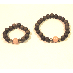 Promise Mother/Daughter Blessing Bracelet Set