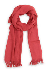 Fashion Scarf - Red