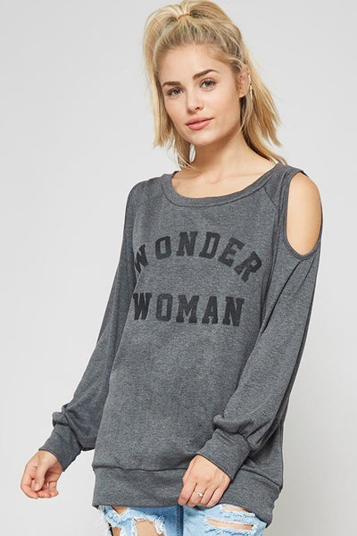 Wonder Woman Top