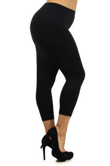 Capri Legging - Plus Size