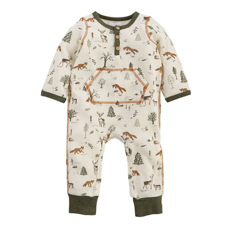 Forest Friends Henley 1 Pc