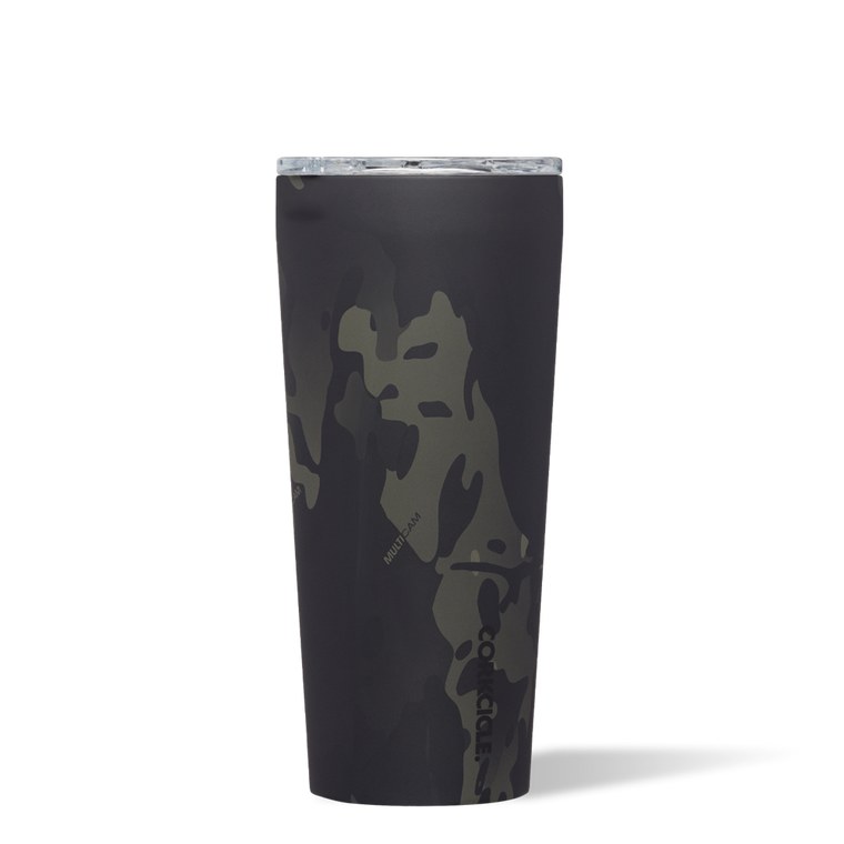 24Oz Multicam Black Camo Tumbl