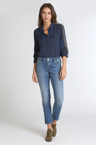 Erin Slim Straight Jean