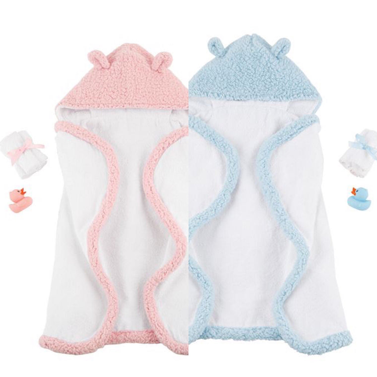 Baby Bath Time Gift Set