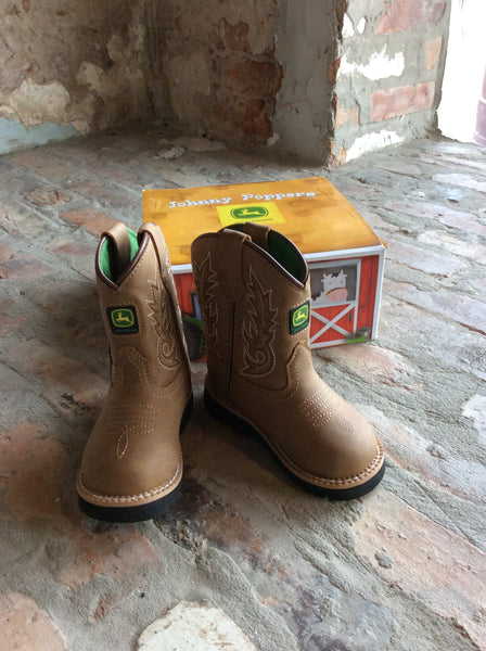 Johnny Popper Children Boot