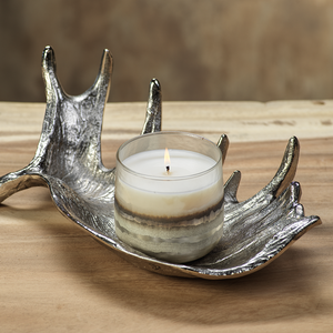 White Smoke Scented Candle