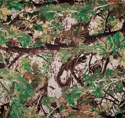 Camo And Paisley Silk Scarf