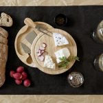 Brie Cheese Cutting Board/Tool Set