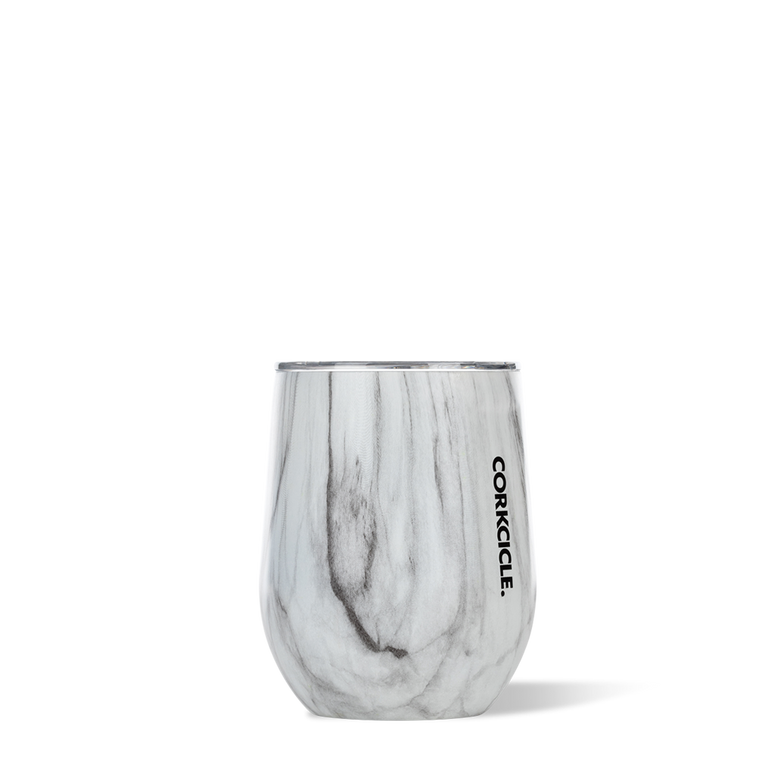 12oz Stemless Wine Glass