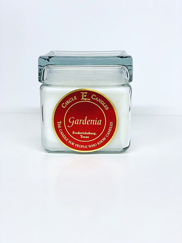 E Candle 2 Wick Jar