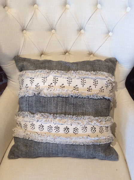 Woven Pillows