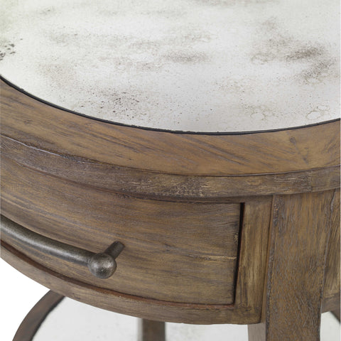Raelynn Lamp Table