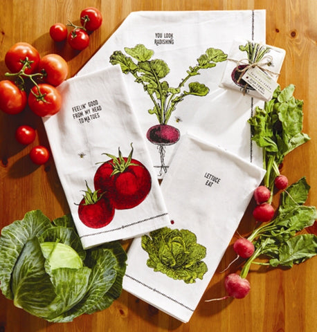 Farm To Table Dish Towel