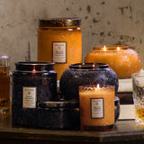 Large Glass Jar Candle