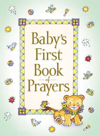 Babys 1St Book Of Prayers