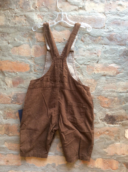 Courdoroy Overalls