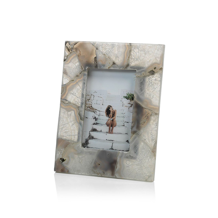 Agate Photo Frame