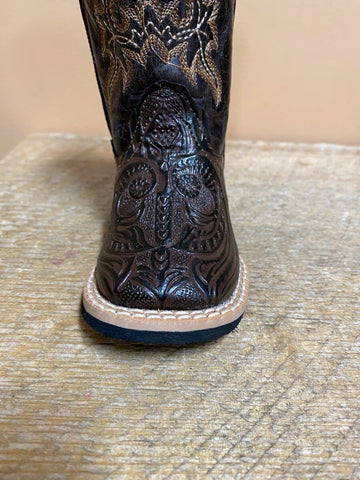 Print Hand Tool Infant Boot